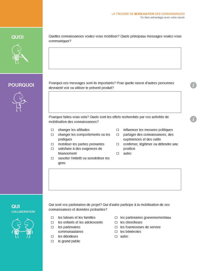 Knowledge Management Form